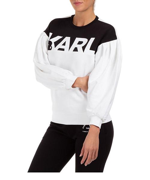Sweatshirt Karl Lagerfeld 205W1814 nero