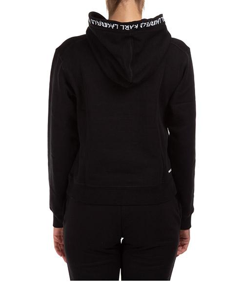 Damen sweatshirt kapuzen kapuzensweatshirt pulli graffiti logo secondary image
