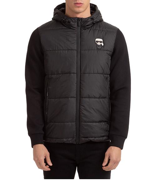 Jacket Karl Lagerfeld ikonik 505064502560 nero