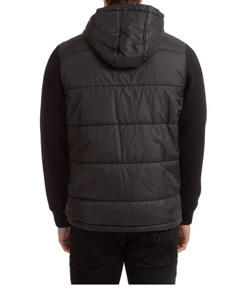 Men's outerwear jacket blouson hood ikonik secondary image