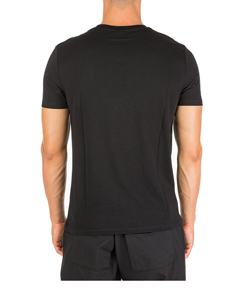 Men's short sleeve t-shirt crew neckline jumper k/ikonik secondary image