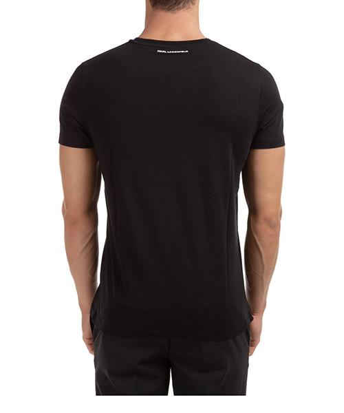 Men's short sleeve t-shirt crew neckline jumper k/ikonik secondary image