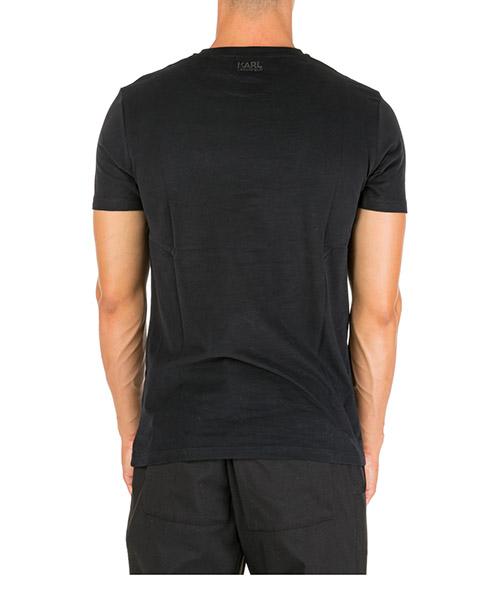 Camiseta de manga corta cuello redondo hombre k/ikonik secondary image