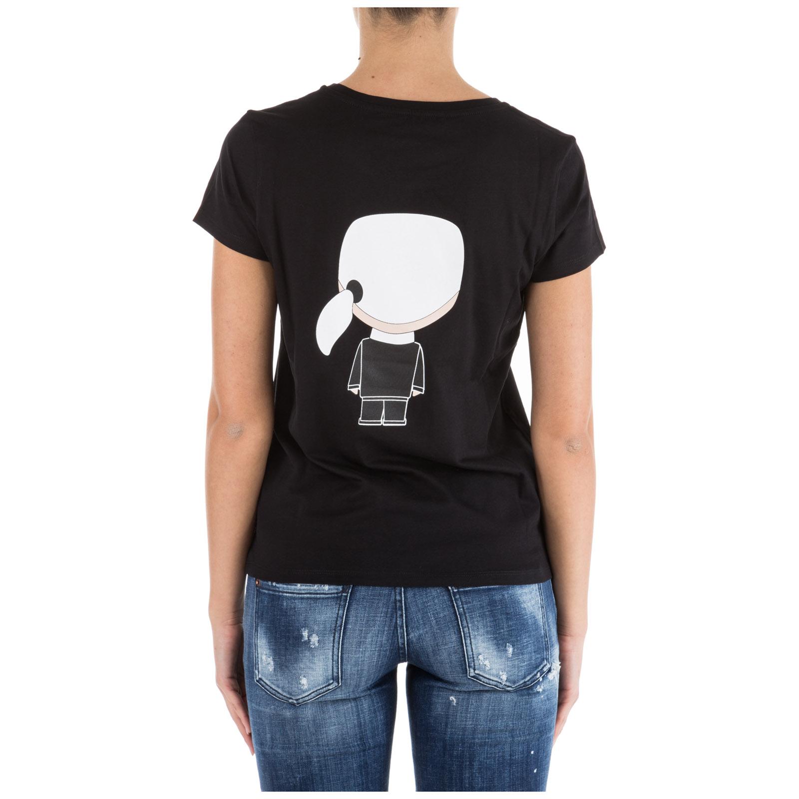 d9df5066ee62 ... Women s t-shirt short sleeve crew neck round ikonik ...