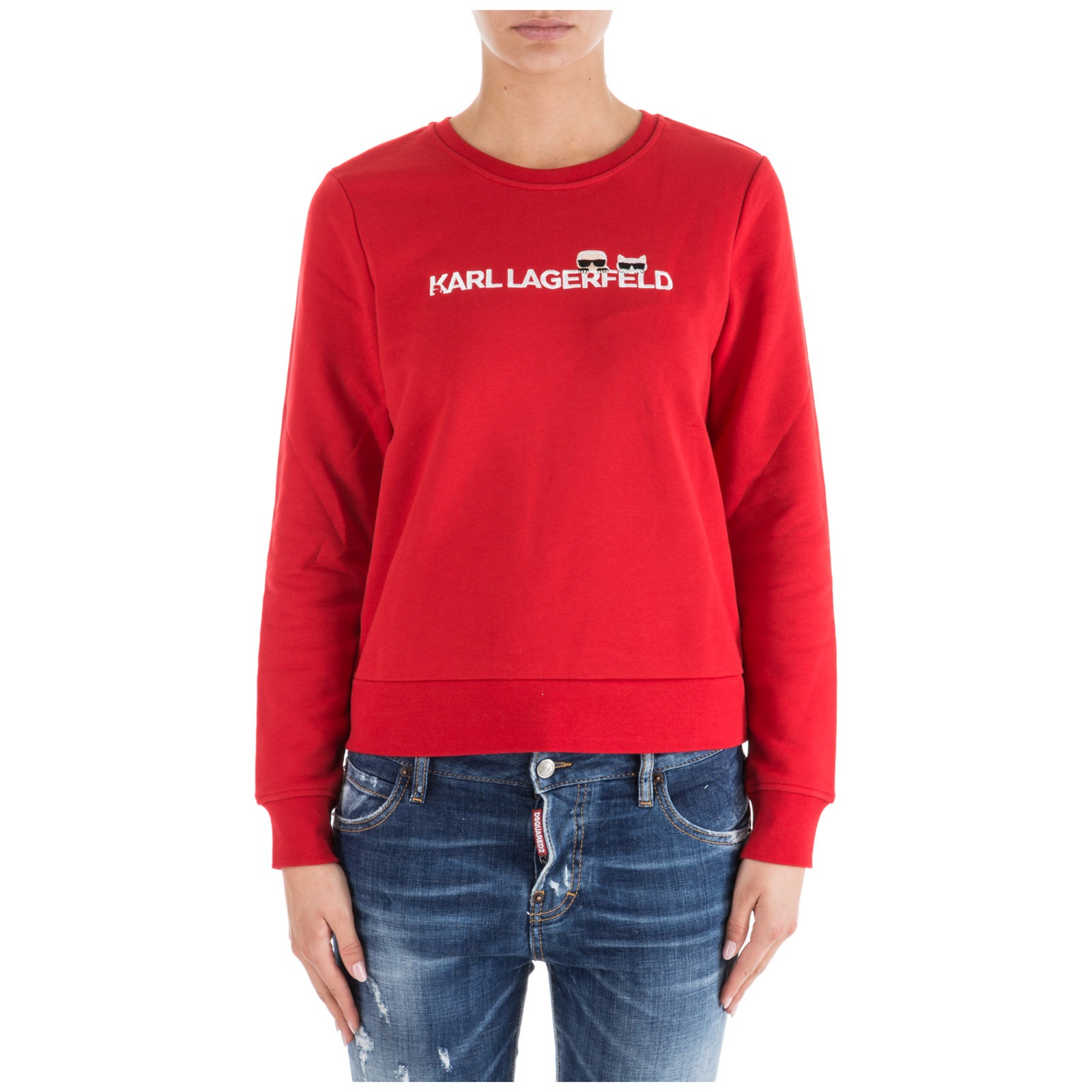 Women's sweatshirt k/ikonik