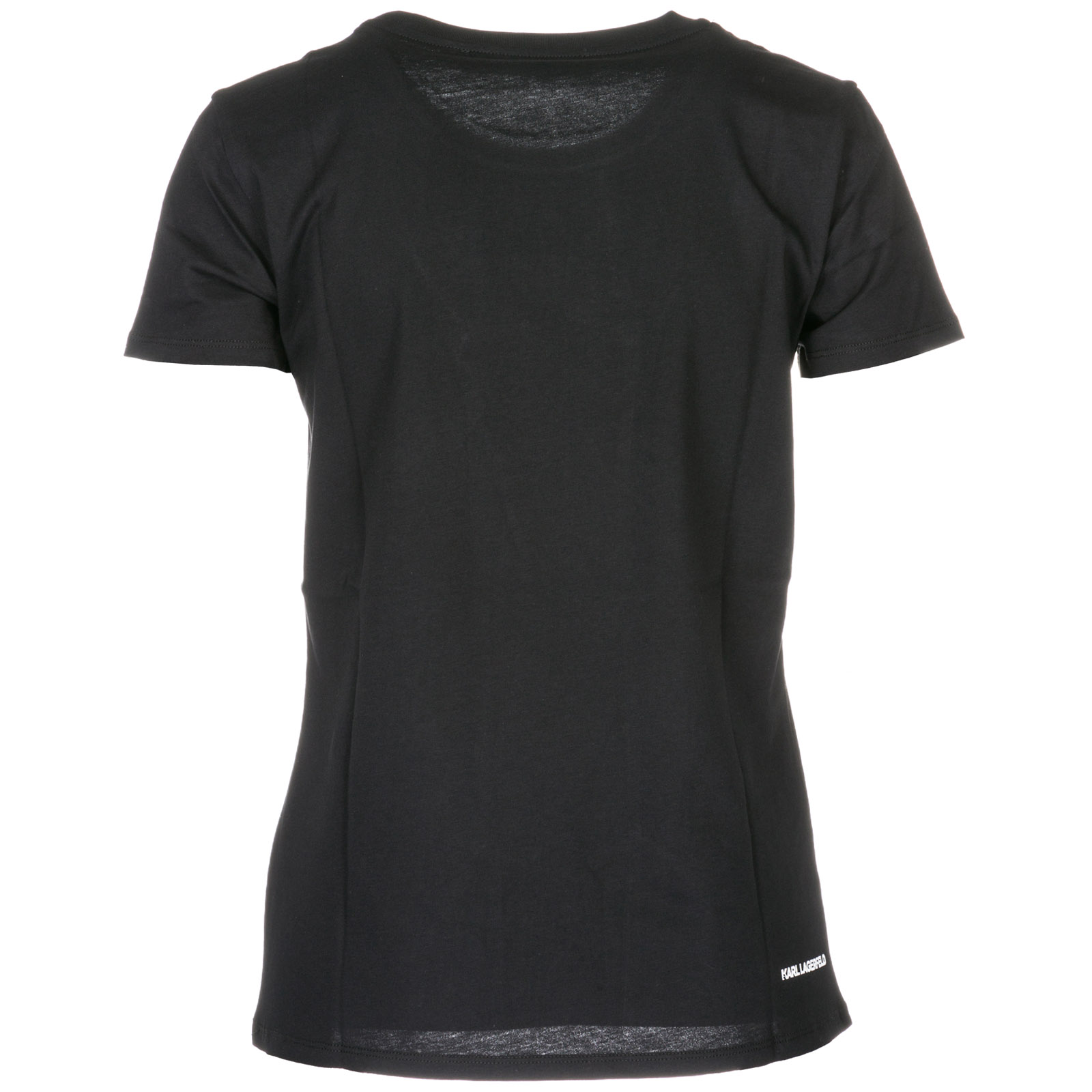Women's t-shirt short sleeve crew neck round ikonik