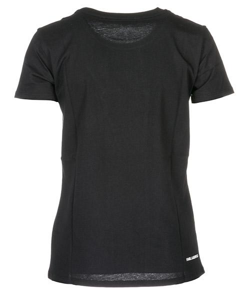 Damen t-shirt rundhalsausschnitt kurze Ärmele ikonik secondary image