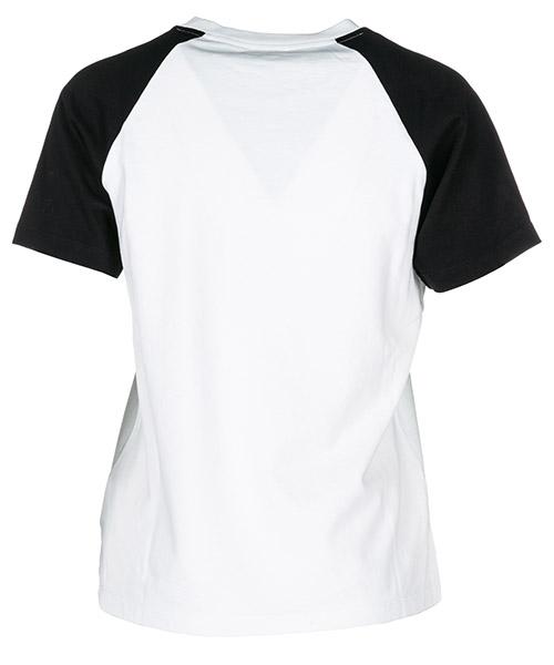 T-shirt maglia maniche corte girocollo donna bamboo tiger secondary image