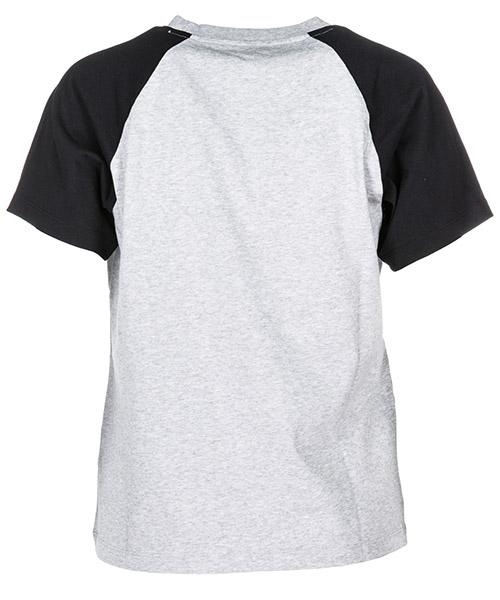 Women's t-shirt short sleeve crew neck round bamboo tiger secondary image