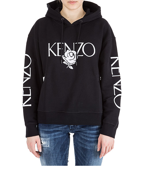 Sweat Kenzo F952SW78095299 nero