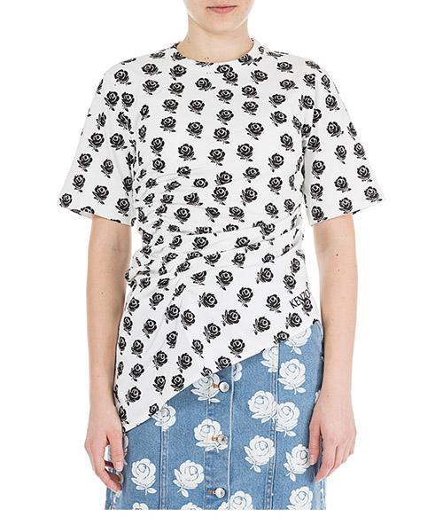 T-shirt Kenzo F952TO81998601 bianco