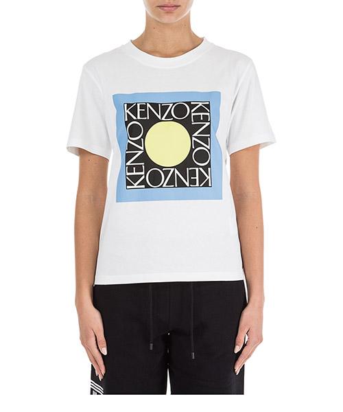 T-shirt Kenzo F952TS79498701 bianco
