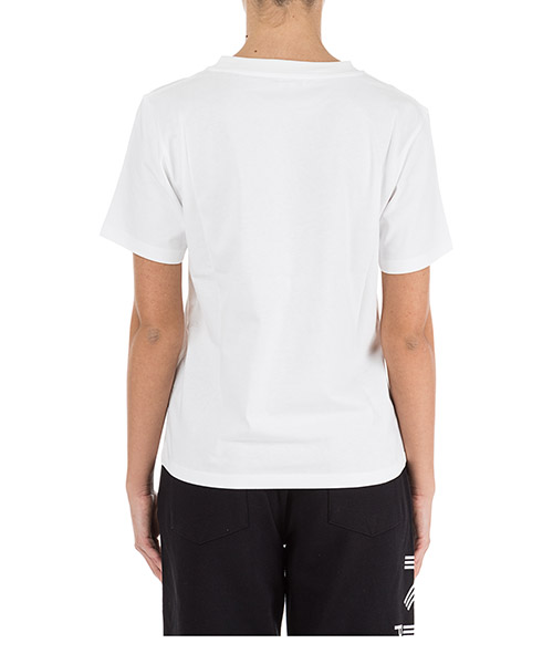 T-shirt ras du cou col rond manches courtes femme secondary image