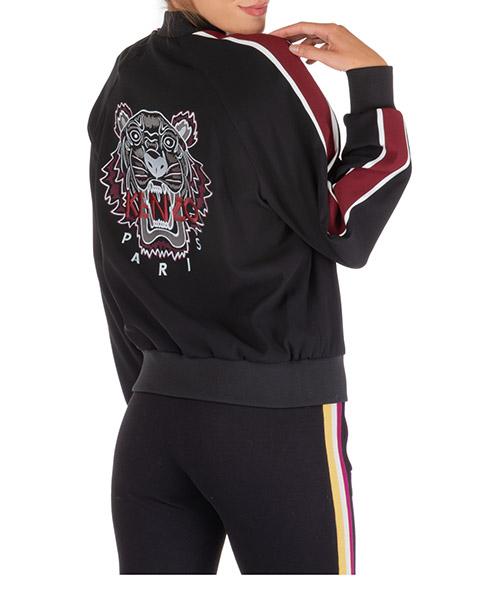 Куртка Kenzo tiger f962bl0555ac.99 nero