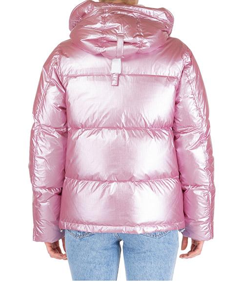 куртка женская пуховик с капюшоном secondary image