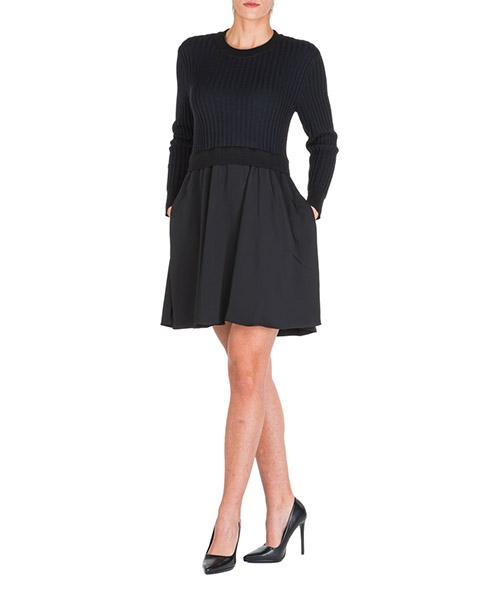 Mini dress Kenzo F962RO1645AM.99 nero