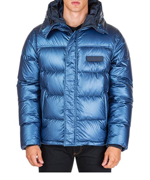 Down jacket Kenzo f965bl6261nj.74 blu