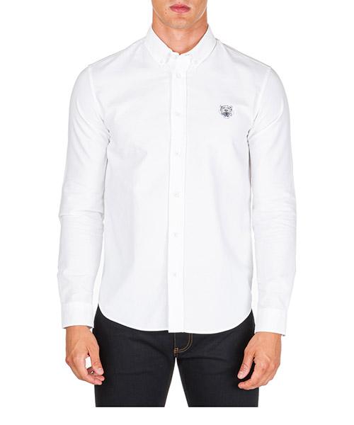 Shirt Kenzo F965CH4001LD.01 bianco