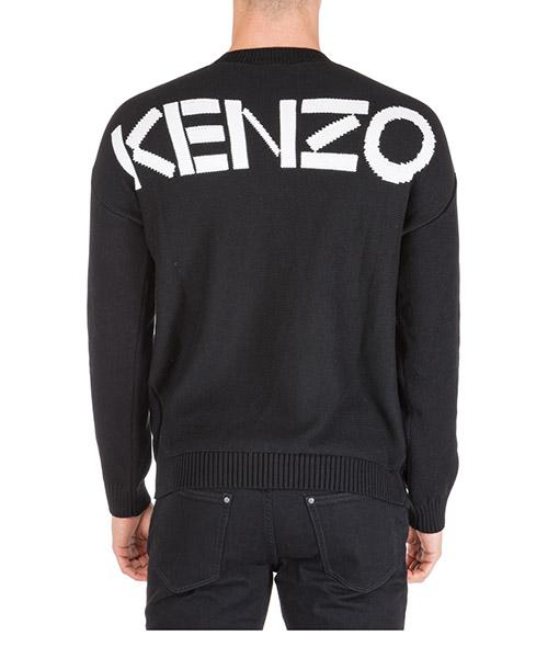 Джемпер Kenzo f965pu2043ba99 nero