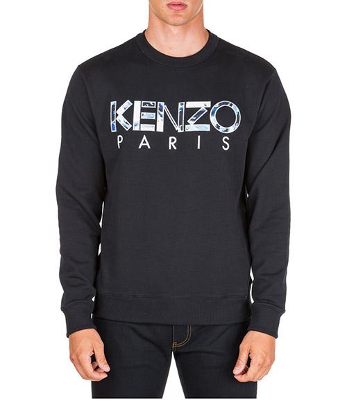 Sudaderas Kenzo kenzo world f965sw0004md.99 nero