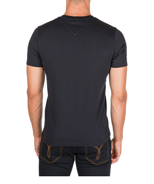 Men's short sleeve t-shirt crew neckline jumper dragon secondary image