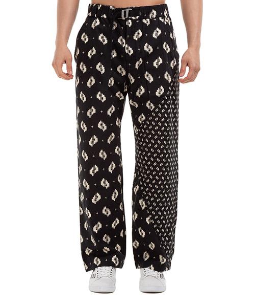 Trousers Kenzo ikat FA55PA3411PA 99 nero