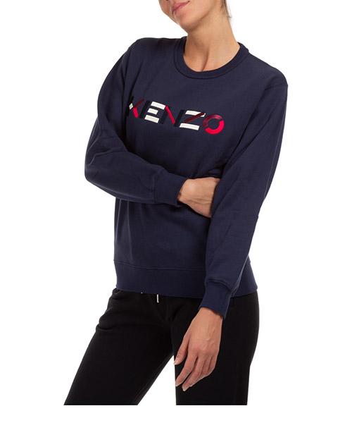 Sweatshirt Kenzo fa62sw8204mo76 blu