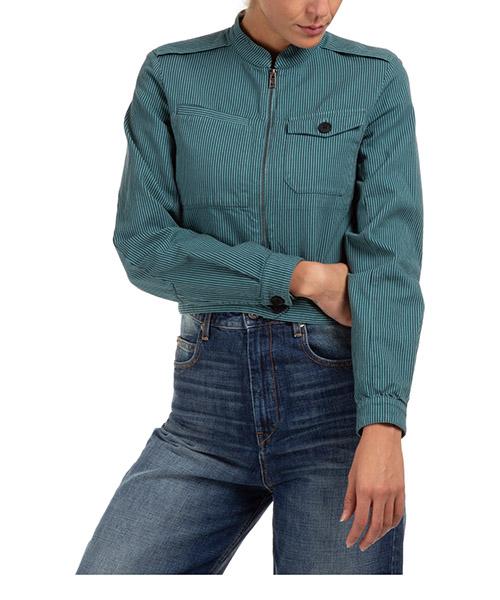 Куртка Kenzo FA62VE0189CF.62.34 verde