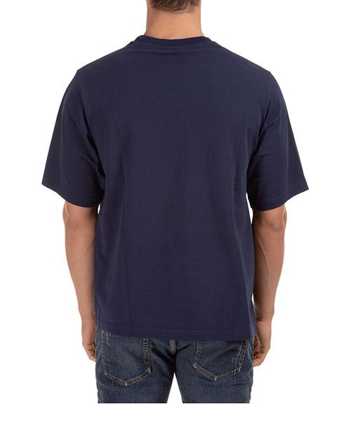 Herren t-shirt kurzarm kurzarmshirt runder kragen tiger secondary image
