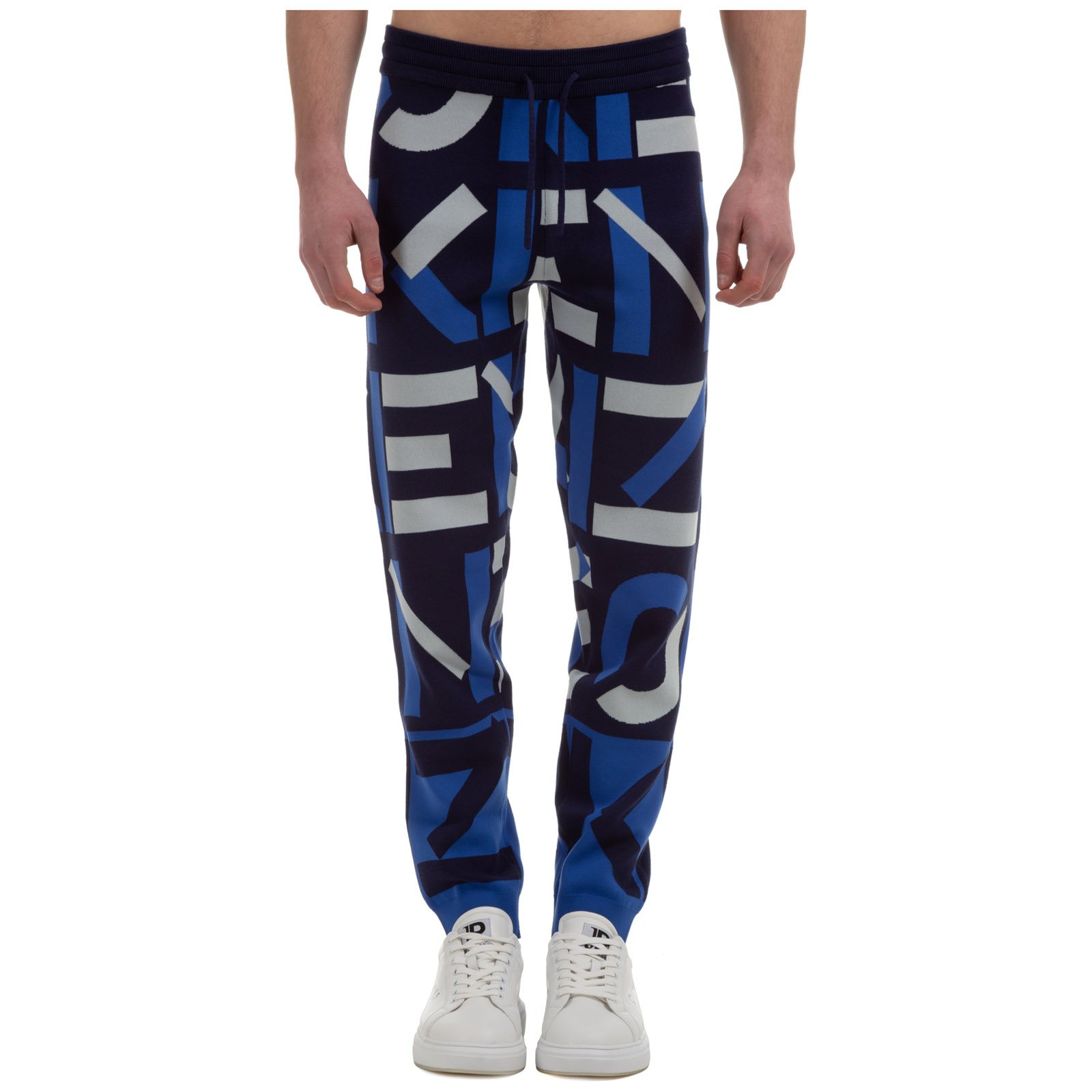 Kenzo Cottons MEN'S SPORT TRACKSUIT TROUSERS