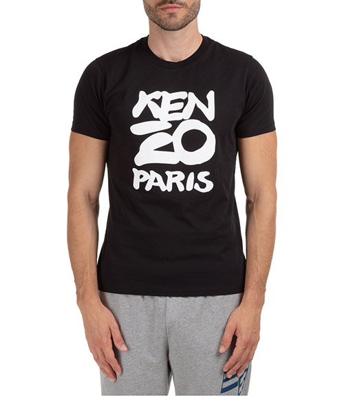 T-shirt Kenzo K42P2055TS0184SA.99 nero