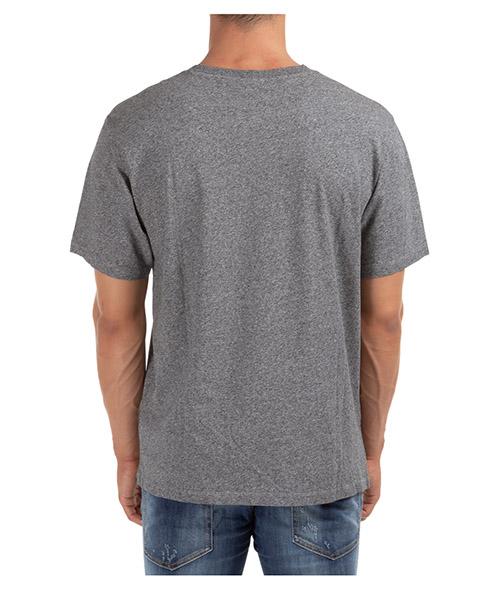 Herren't-shirt kurzarm kurzarmshirt runder kragen'tiger secondary image