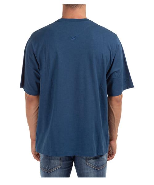 Herren't-shirt kurzarm kurzarmshirt runder kragen wetsuit secondary image