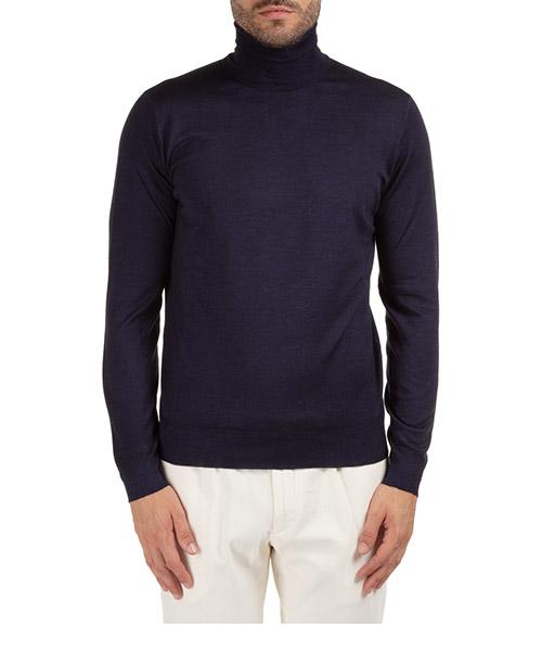 Roll neck jumper Lardini IMLMML162_IM55022_850 blu