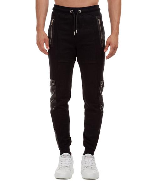 Pantalones deportivos Les Hommes LJJ102756L9000 nero