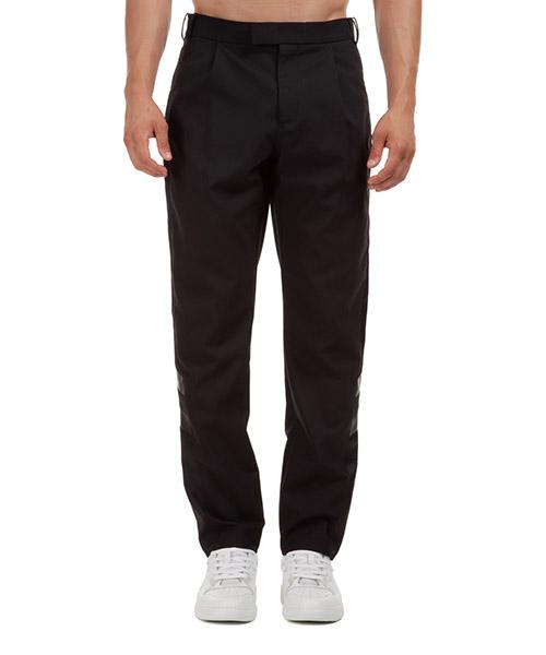 Pantalones Les Hommes LJP106305F9000 nero