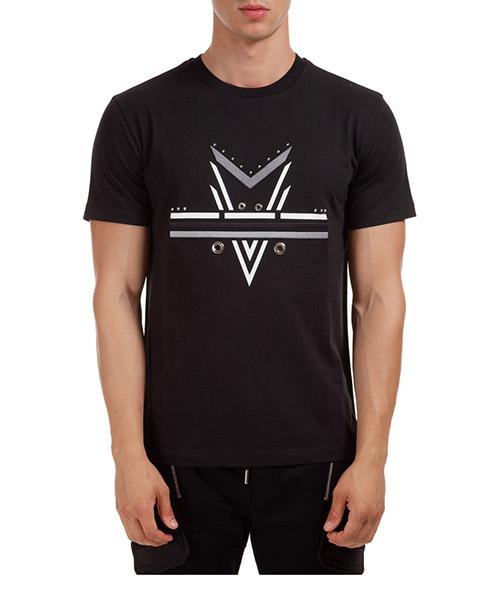 Camiseta Les Hommes LJT210700E9000 nero