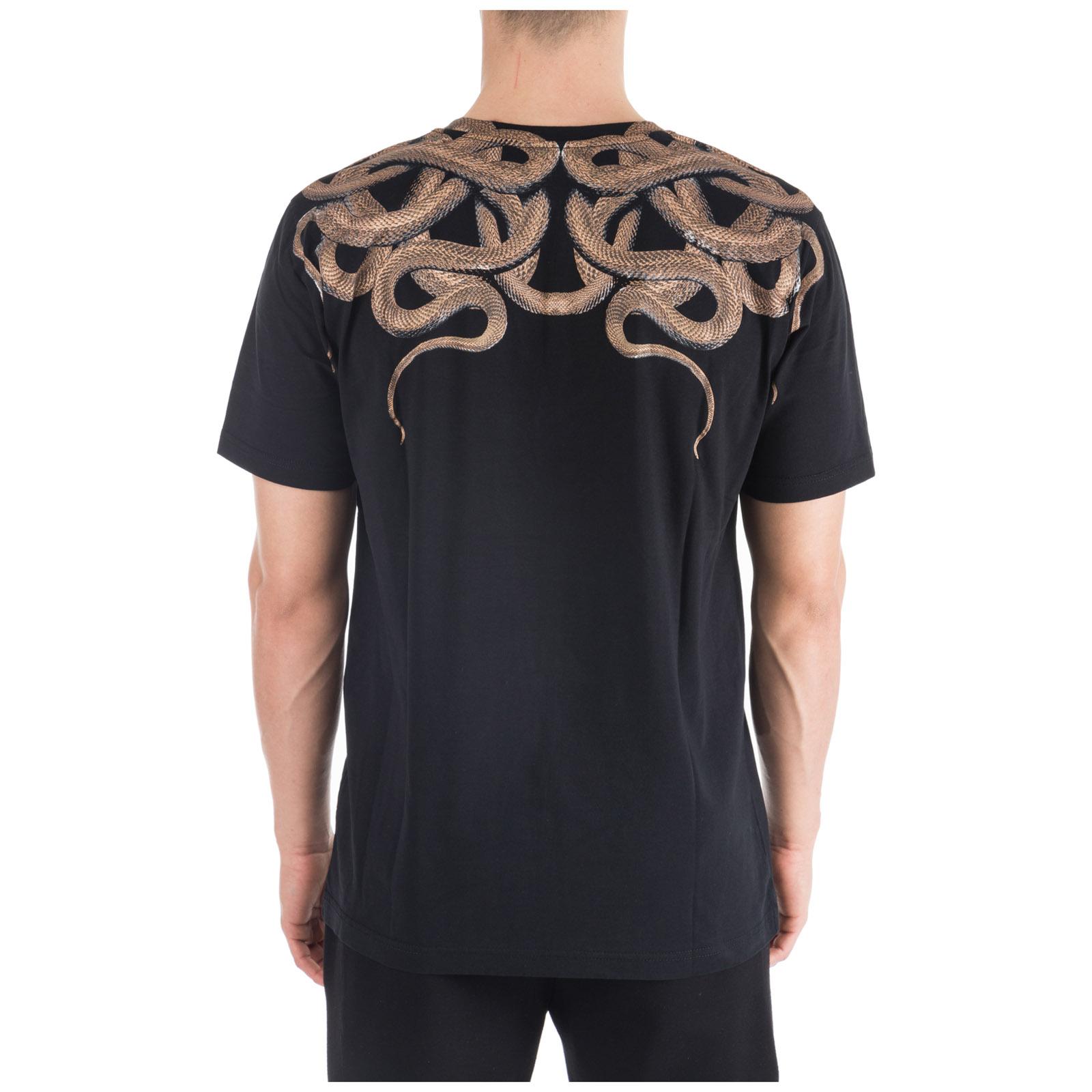 Gold T Burlon Black Snakes Marcelo Cmaa018r190010191093 Shirt FvFRT1Y