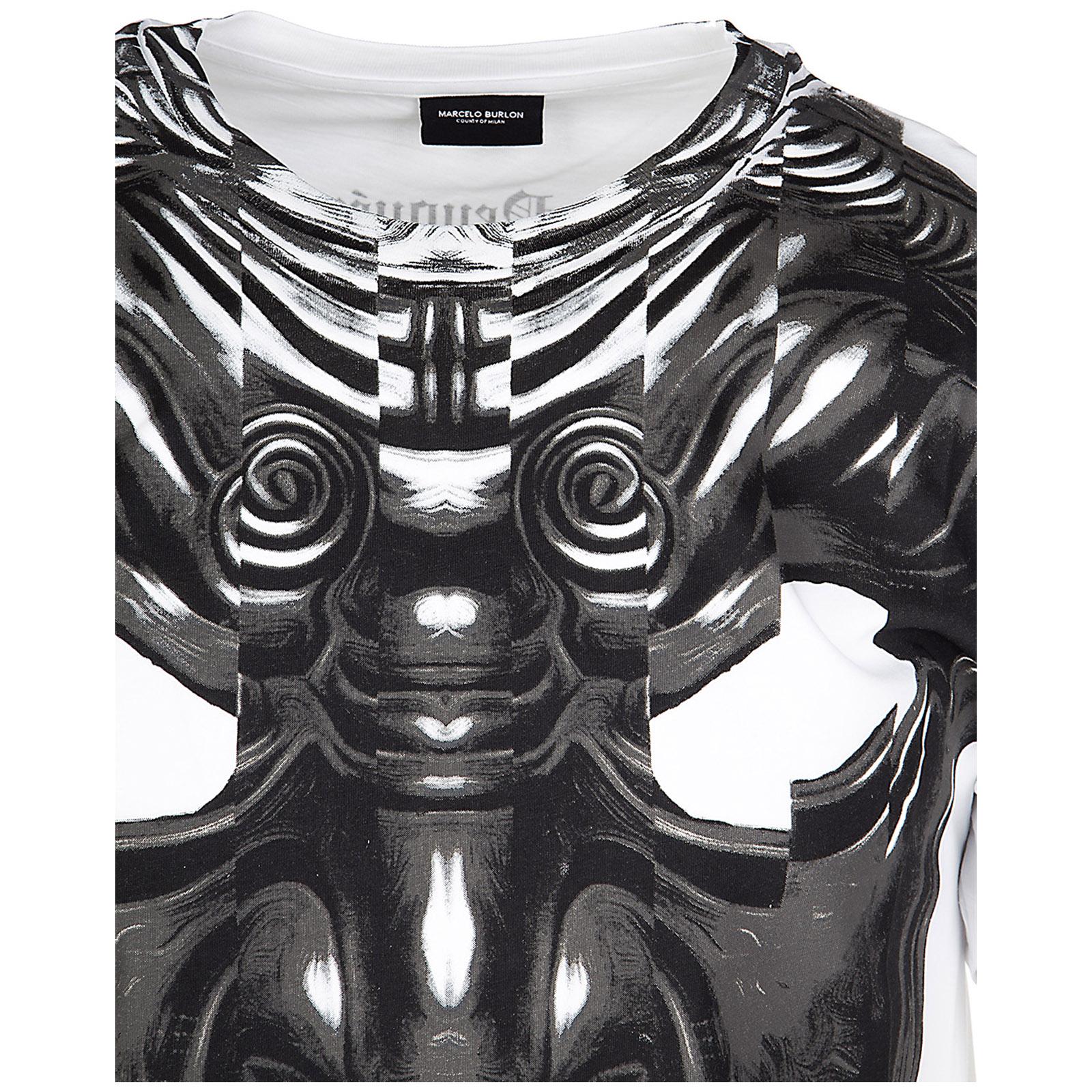 T-shirt manches courtes ras du cou homme romeo