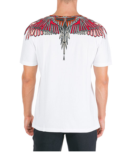 T-shirt manches courtes ras du cou homme geometric wings secondary image