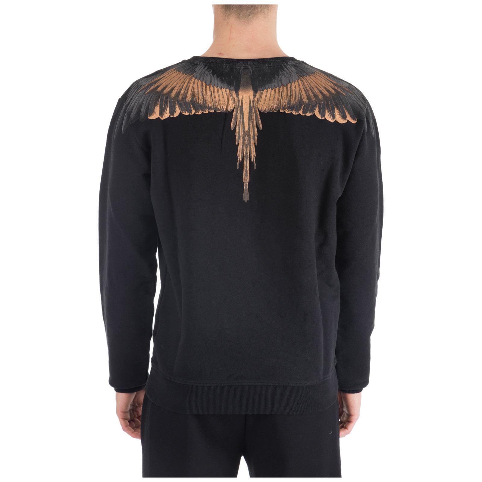 negozio online 5f1e7 84525 Felpa uomo wings