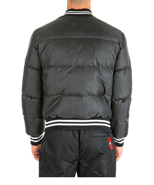 Men's bomber outerwear down jacket blouson cross secondary image
