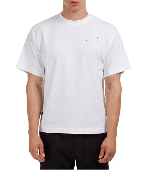 T-shirt MCQ 624833RPR219000 bianco