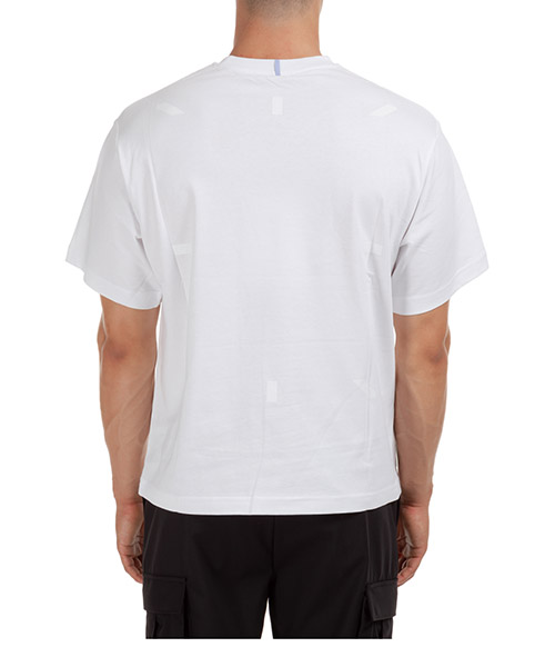 Men's short sleeve t-shirt crew neckline jumper relaxed secondary image
