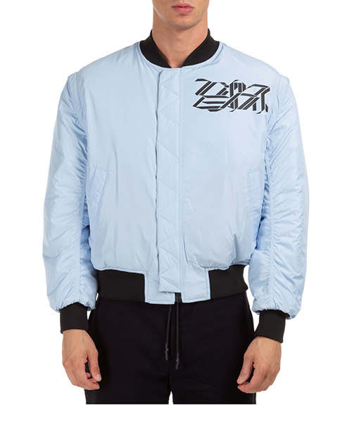 Men's nylon outerwear jacket blouson 3 in 1 arcade secondary image