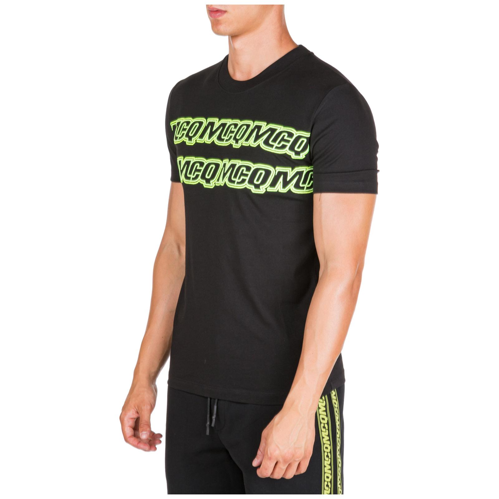 T-shirt manches courtes ras du cou homme