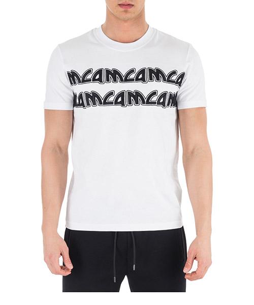 T-shirt MCQ Alexander McQueen 277605RMJ789000 bianco