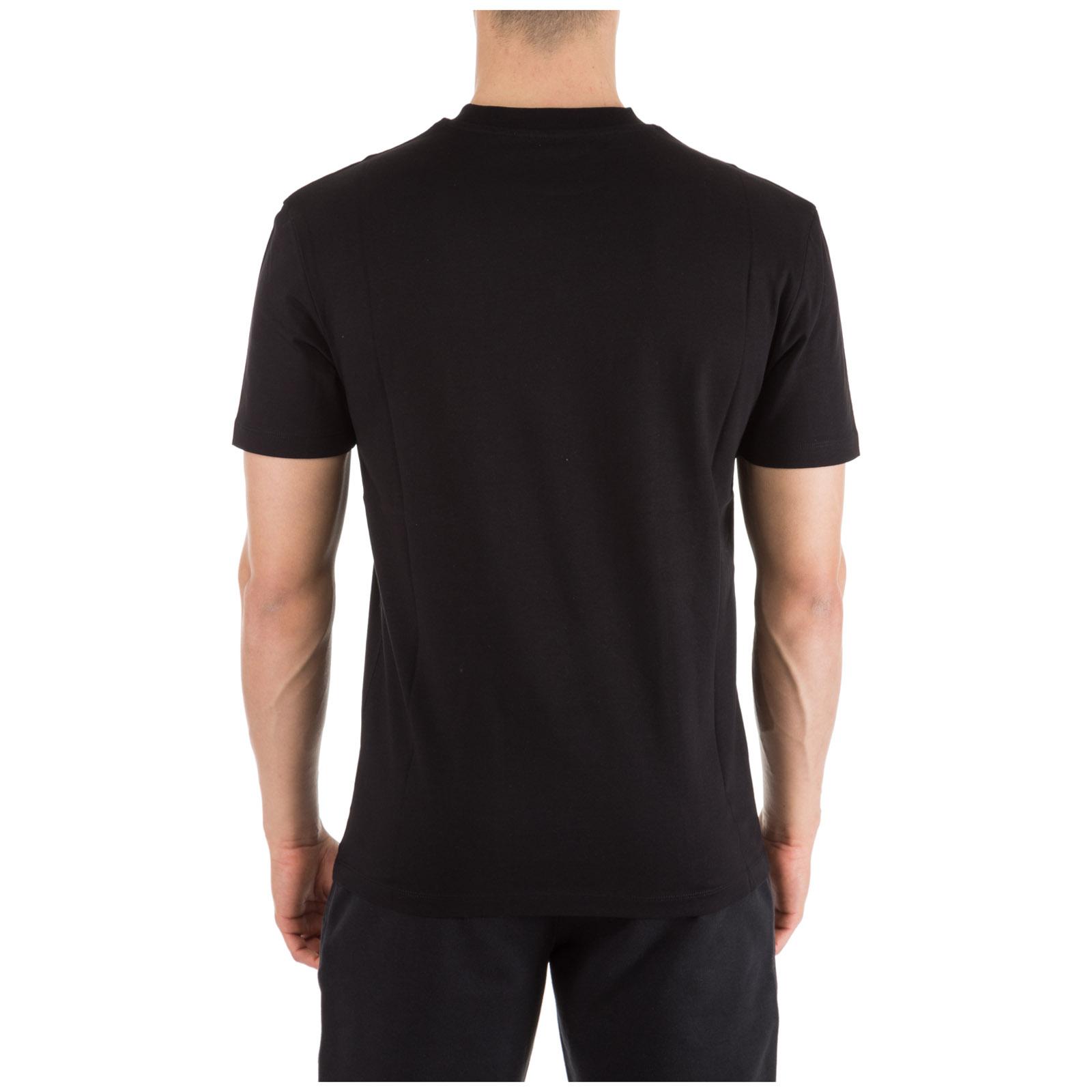 Camiseta de manga corta cuello redondo hombre