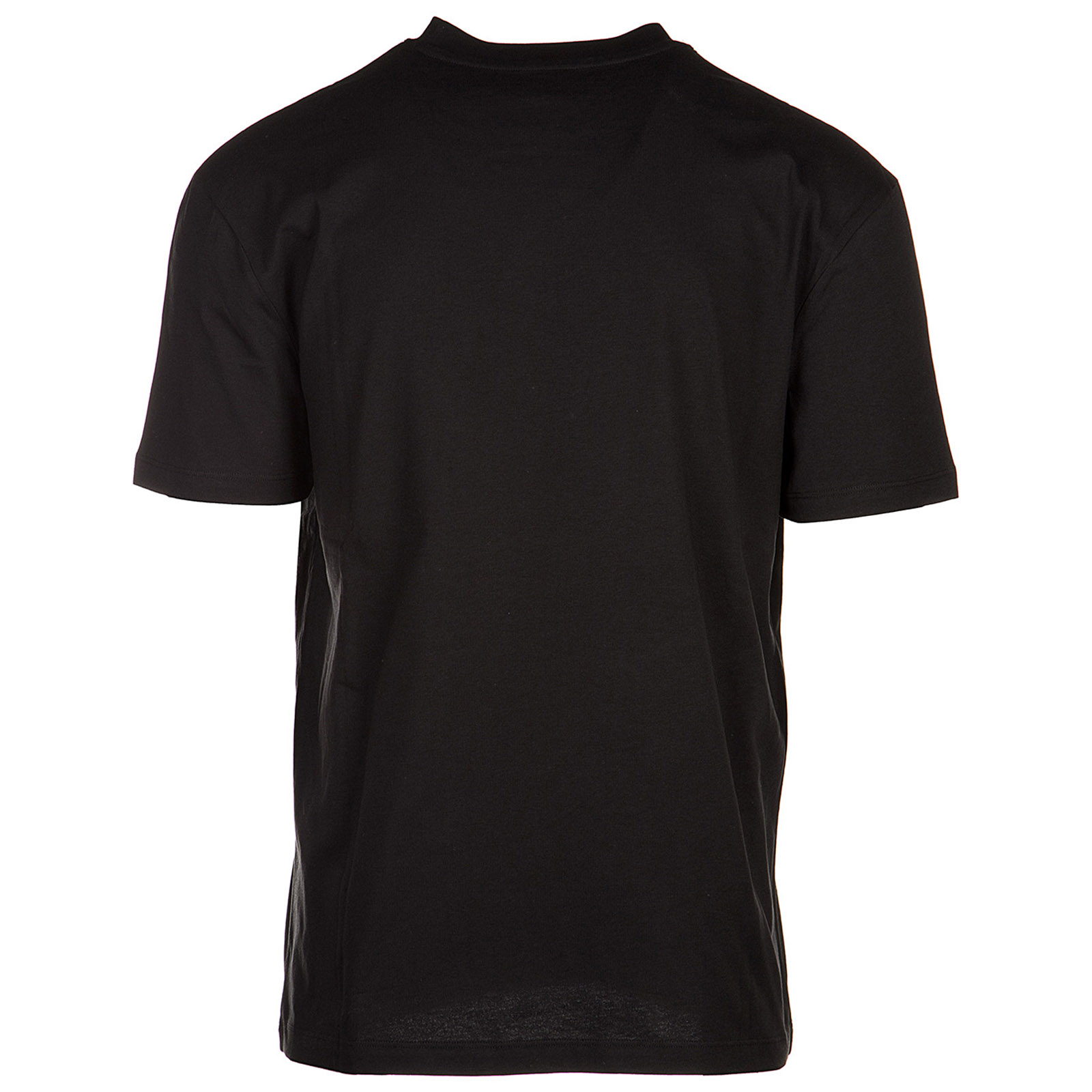 Men's short sleeve t-shirt crew neckline jumper mcq gothic