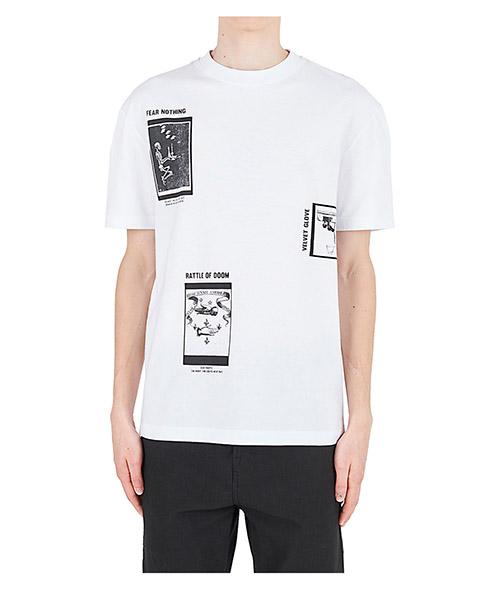 T-shirt MCQ Alexander McQueen 291571RKR219000 bianco